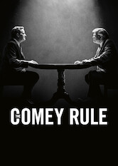 Search netflix The Comey Rule